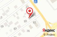 Схема проезда до компании MIXcompany в Михалково
