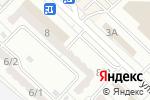 Схема проезда до компании Турист в Караганде