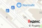 Схема проезда до компании Gippo в Караганде