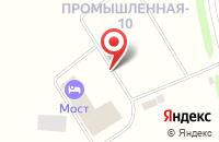 Схема проезда до компании Кафе в Барсово