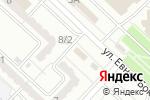 Схема проезда до компании Триумф в Караганде