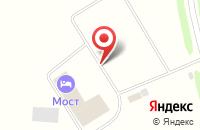 Схема проезда до компании Дары Севера в Барсово