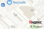 Схема проезда до компании Mazagat в Караганде