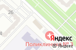 Схема проезда до компании ORHUN MEDICAL в Караганде