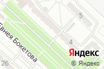 Схема проезда до компании Элита в Караганде