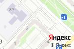 Схема проезда до компании Нотариус Омарбеков К.Ж. в Караганде