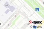 Схема проезда до компании LK стиль в Караганде