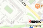 Схема проезда до компании Айжан в Караганде