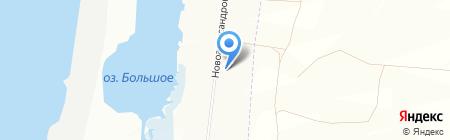 Дорадо на карте Омска