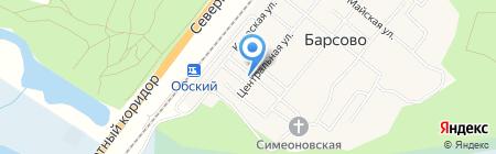 ПивкоFF на карте Барсово