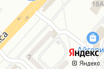Схема проезда до компании Оазис в Караганде