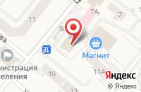 Схема проезда до компании Магазин строительных материалов в Барсово