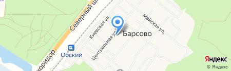Поликлиника на карте Барсово