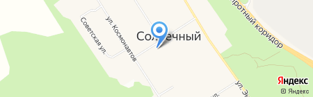 Мастерская по ремонту обуви на Спортивной на карте Барсово