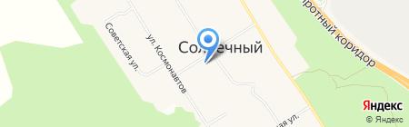 Ханты-Мансийский банк Открытие на карте Барсово