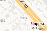 Схема проезда до компании Каралекс в Солнечном