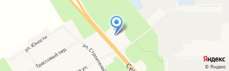 Строй Бат+ на карте Сургута