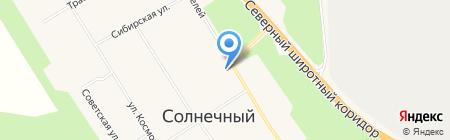 РосДеньги на карте Барсово