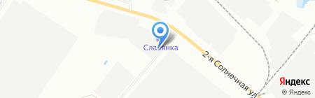 Петромастер на карте Омска