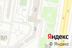 Схема проезда до компании Огонек в Караганде
