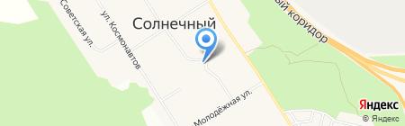 Елена на карте Барсово