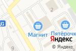 Схема проезда до компании Березка в Солнечном