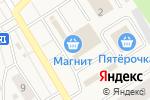 Схема проезда до компании Киоск по продаже мясной продукции и полуфабрикатов в Солнечном