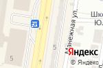 Схема проезда до компании Нотариус Сембекова Г.С. в Караганде