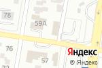 Схема проезда до компании Жигули в Караганде