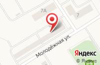 Схема проезда до компании Недвижимость Севера в Солнечном