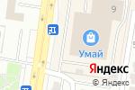 Схема проезда до компании Sotyar в Караганде
