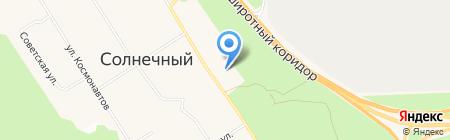 Храм во имя святого благоверного Князя Александра Невского на карте Барсово