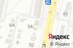 Схема проезда до компании Almatherm в Караганде