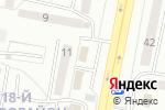Схема проезда до компании Одежда из Белоруссии в Караганде
