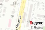 Схема проезда до компании FLOWERKARAGANDA в Караганде