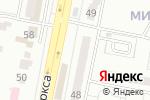 Схема проезда до компании Калина в Караганде