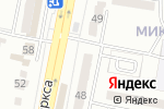 Схема проезда до компании Райиан в Караганде