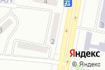 Схема проезда до компании Мебульная фурнитура в Караганде