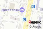 Схема проезда до компании Дикая лоза в Караганде