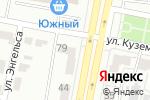 Схема проезда до компании Лилия в Караганде