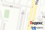 Схема проезда до компании Мария в Караганде