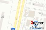Схема проезда до компании Платежный терминал, Банк Хоум Кредит ДБ в Караганде