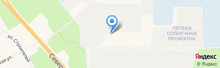 Вторчермет НЛМК на карте Барсово