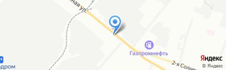 У Мариам на карте Омска