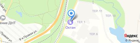 АЗС СИБ ТЭК на карте Барсово