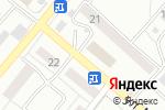 Схема проезда до компании У Татьяны в Караганде