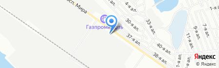 РУССНАБ на карте Омска