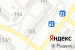 Схема проезда до компании МебельГрад в Караганде