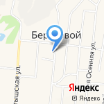 Банкомат на карте Омска