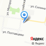 ГОСАПТЕКА на карте Омска